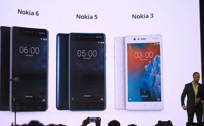 Nokia 3, 5 e 6 in aggiornamento a Android 8 Oreo