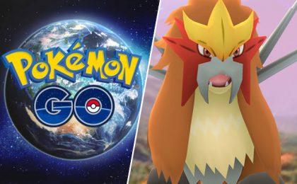 Pokemon Go: i migliori contro Entei