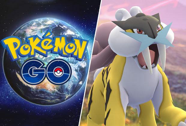 Pokemon Go, i migliori contro Raikou