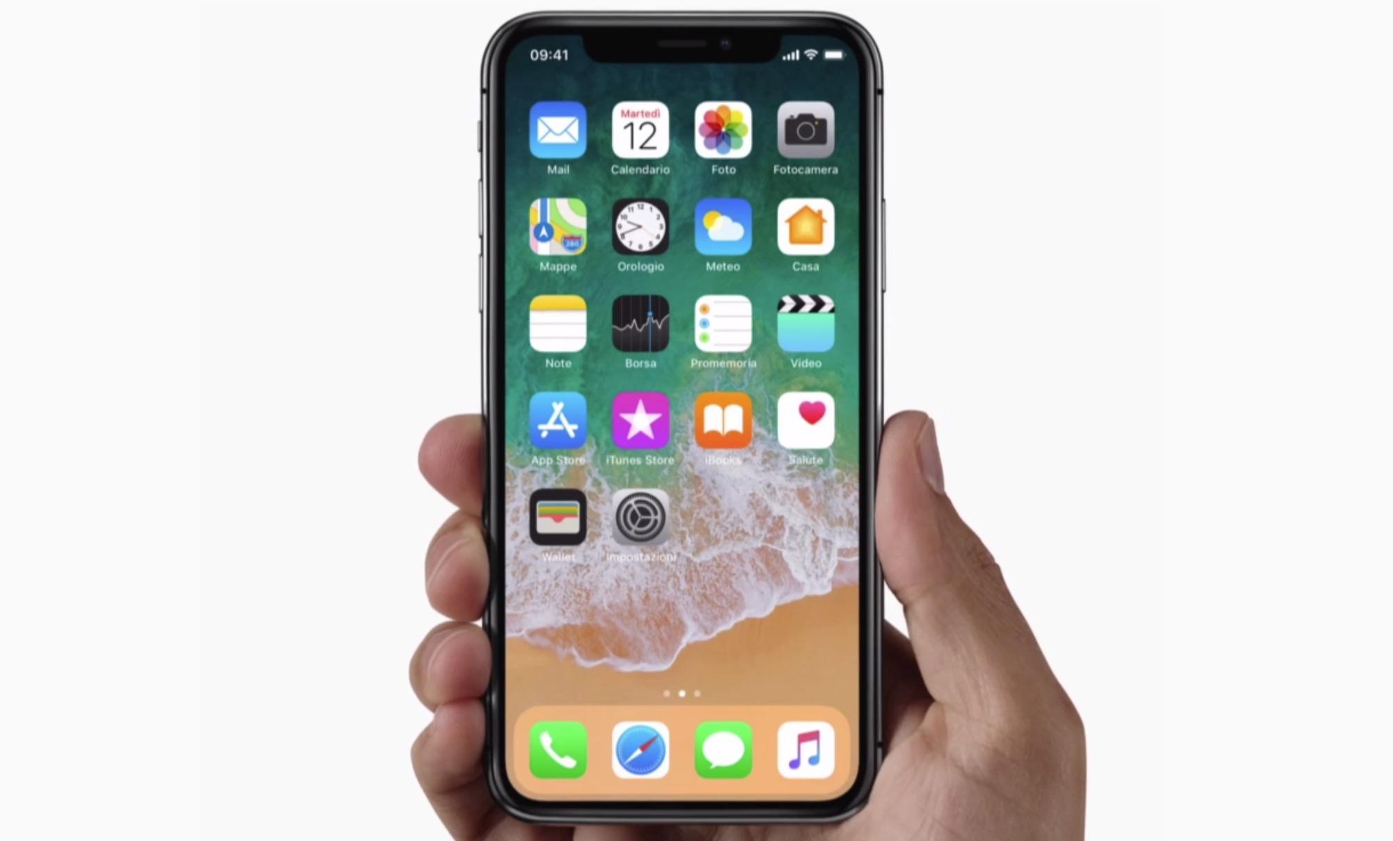 Prezzo Italia iPhone X