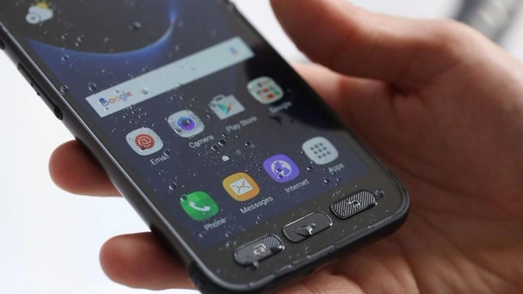 Samsung Galaxy S8 Active scheda tecnica e batteria