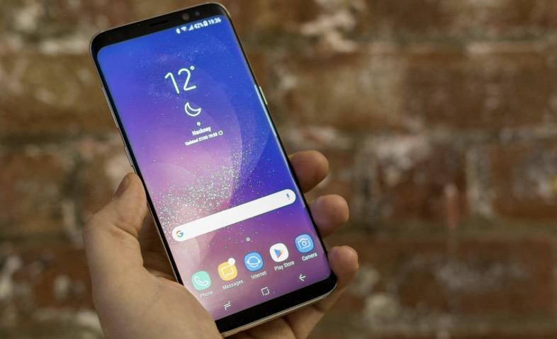 Samsung Galaxy S8 RAM