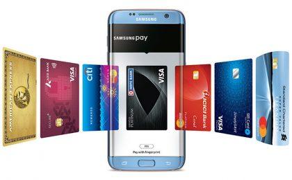 Samsung Pay, la sfida a Apple Pay e le differenze