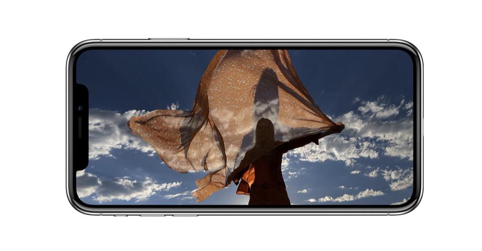 Schermo AMOLED iPhone X