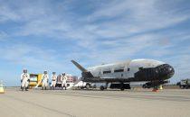 Shuttle robotico X-37B misterioso pronto a un nuovo lancio