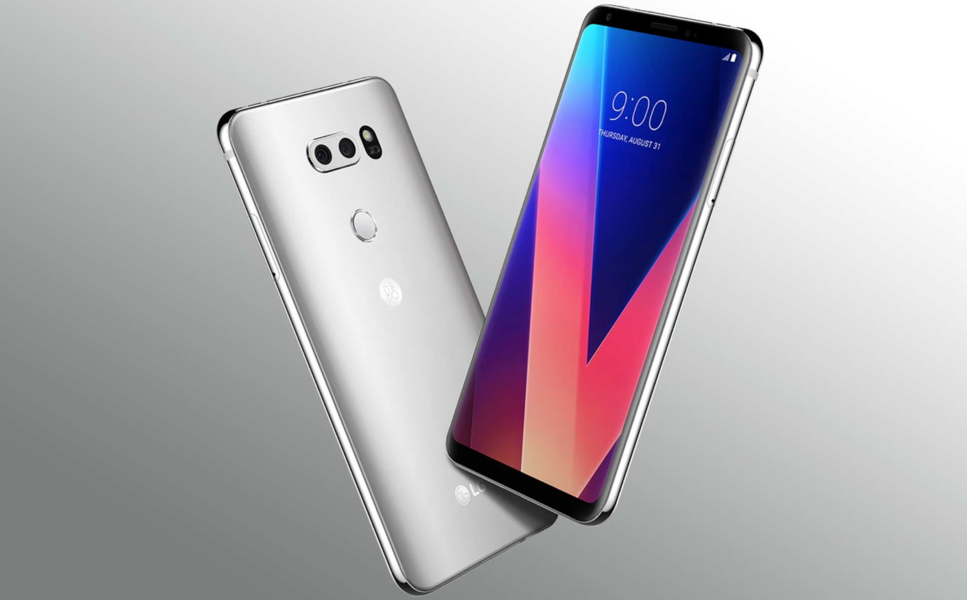 Sistema operativo LG V30