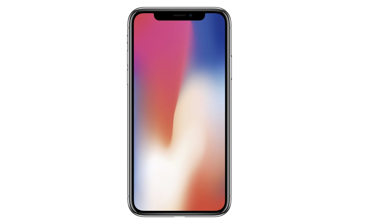 Sistema operativo iOS 11 iPhone X
