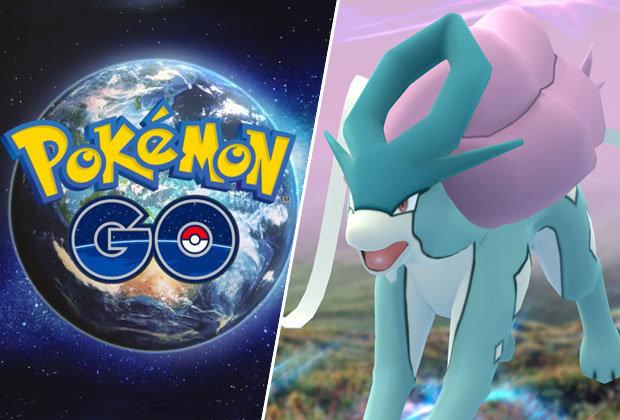 Pokemon Go: i migliori contro Suicune