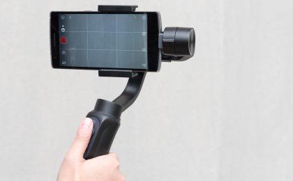 Zhiyun Smooth Q: recensione del gimbal per smartphone