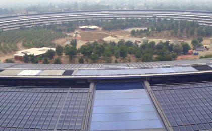 Apple Park, il campus dell'azienda di Cupertino