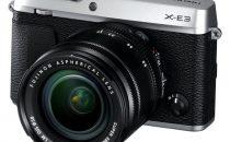 Fujifilm X-E3: nuova mirrorless e ottiche XF80mm e GF45mm