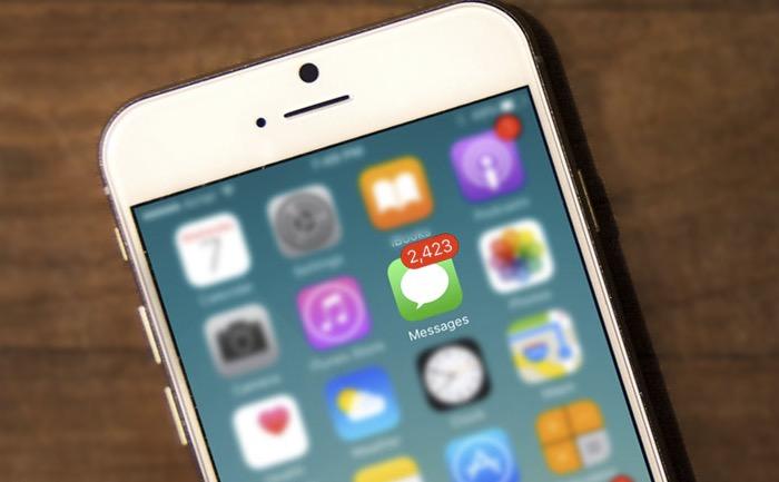 iOS 10 Messaggi