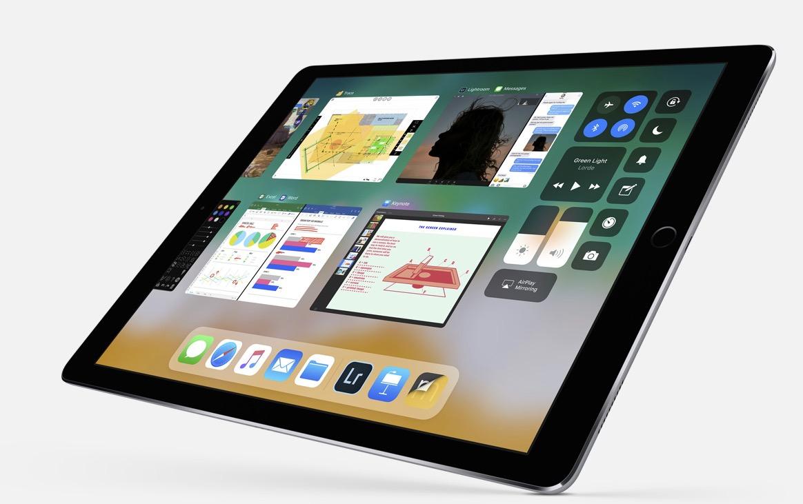 iOS 11 e iPad