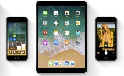 iOS 11: tutte le novità per iPhone e iPad