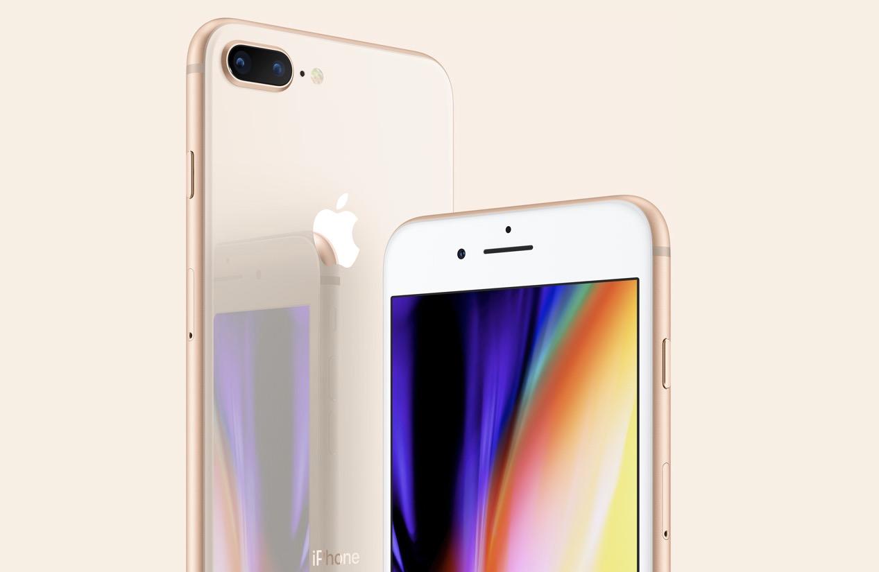 iPhone 8 Plus fotocamera posteriore