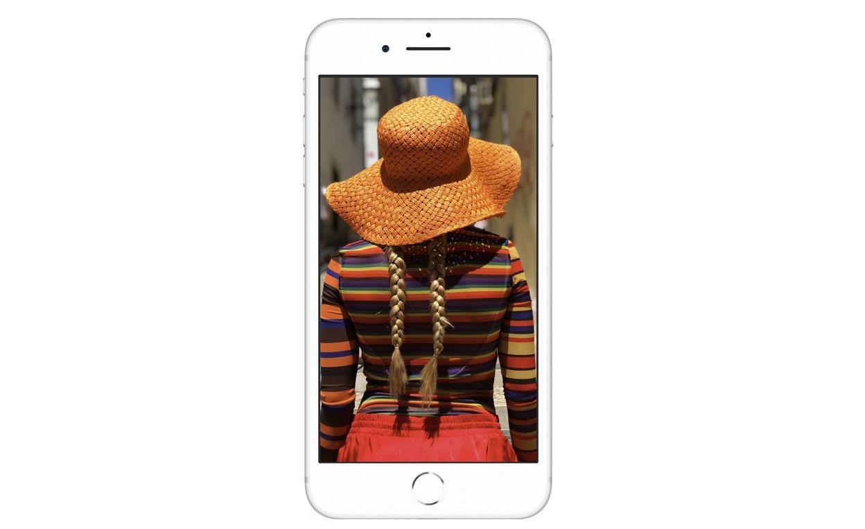 iPhone 8 Plus sistema operativo iOS 11