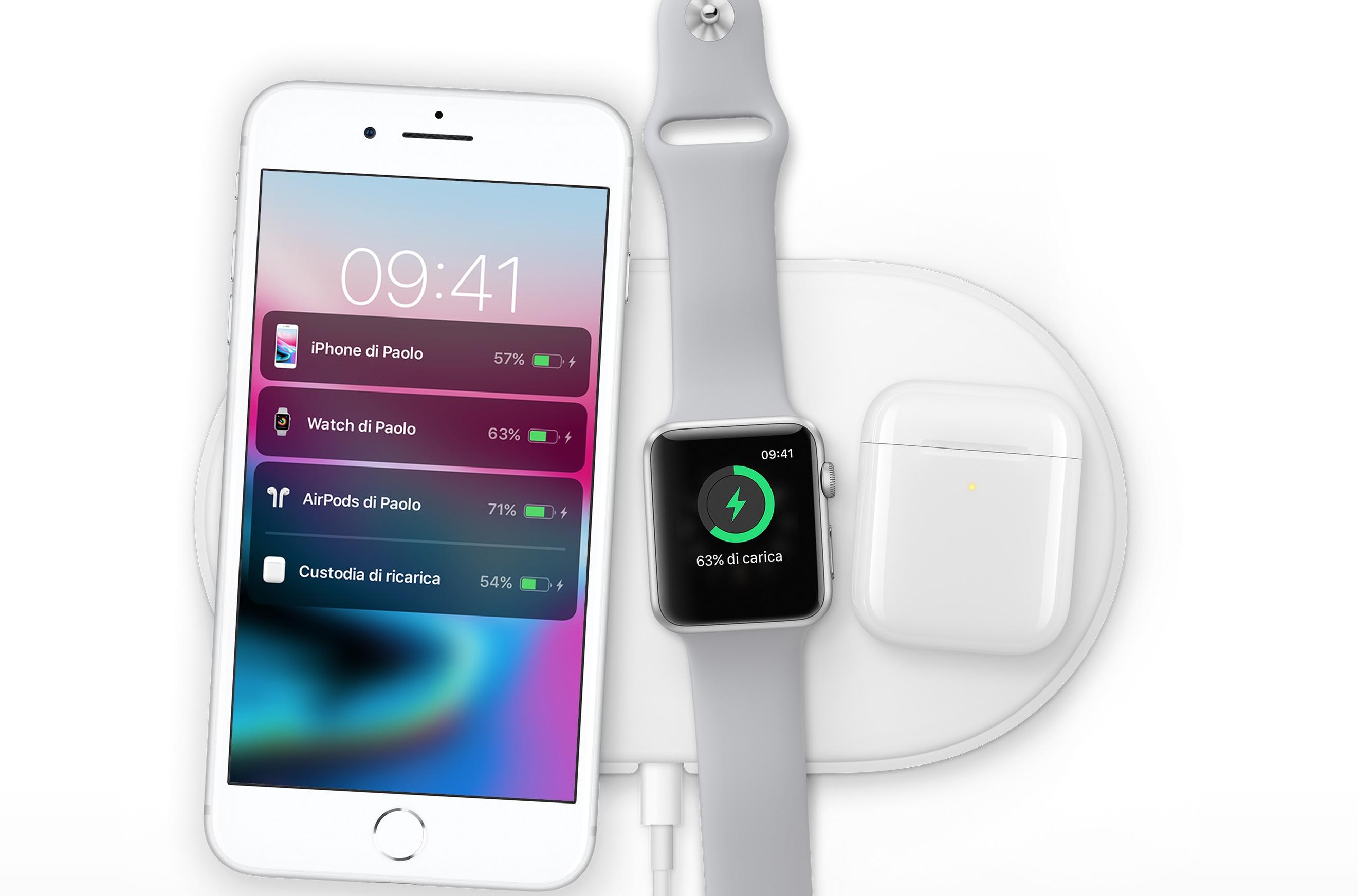 iPhone 8 Plus vetro retro