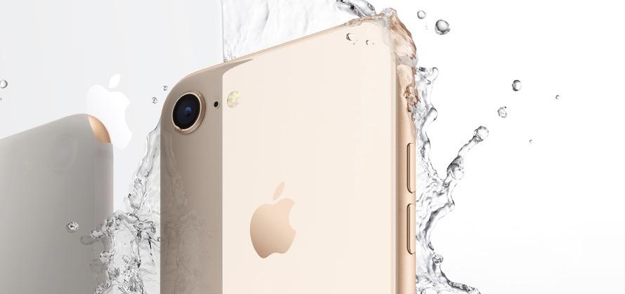 iPhone 8 fotocamera posteriore