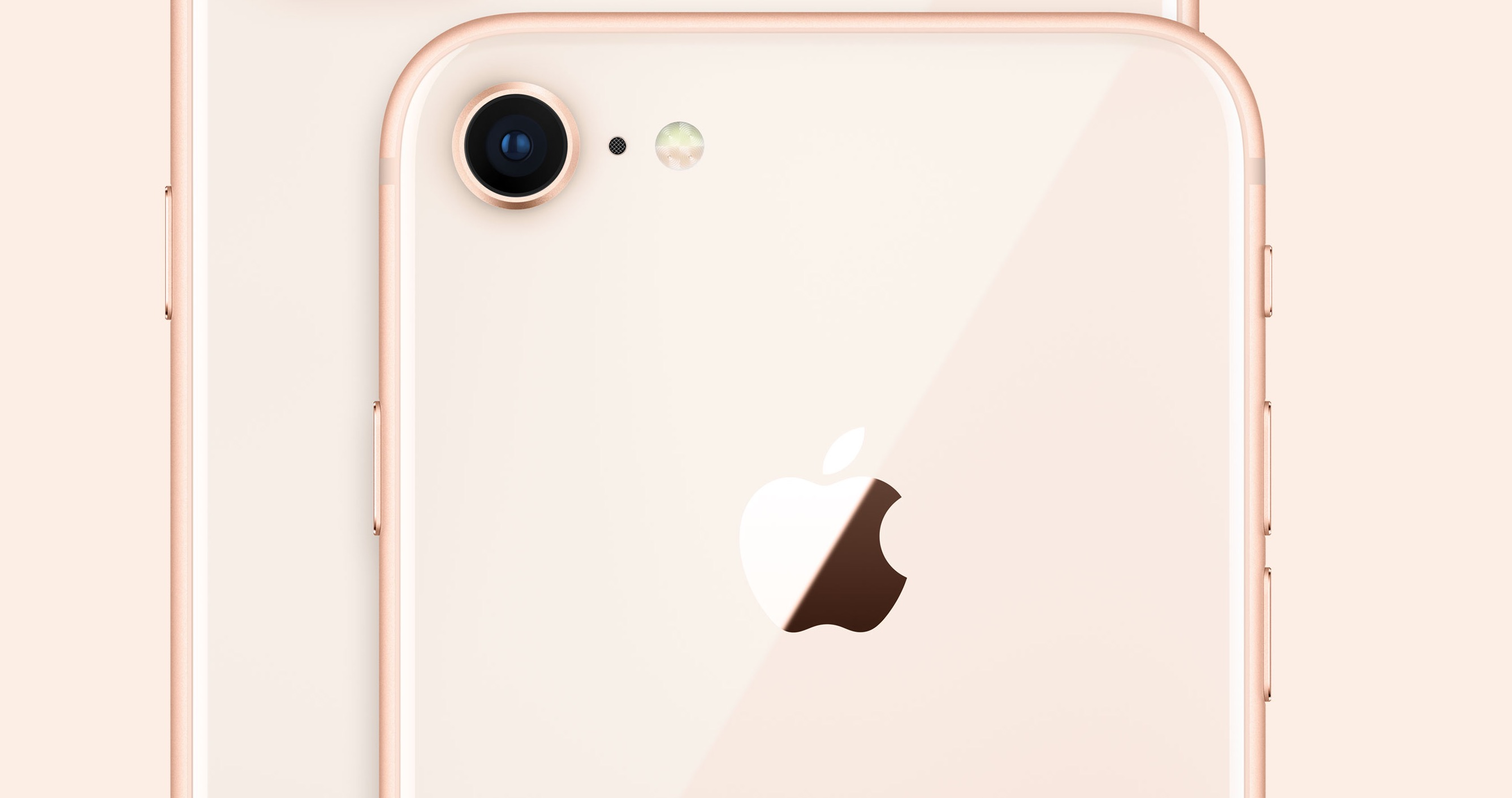 iPhone 8 peso aumentato