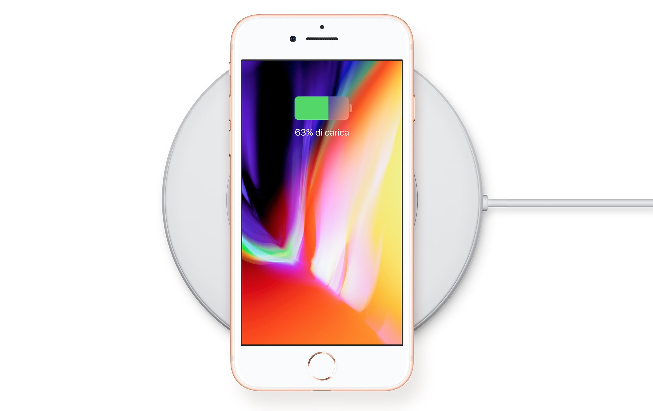 iPhone 8 solo 2GB memoria RAM