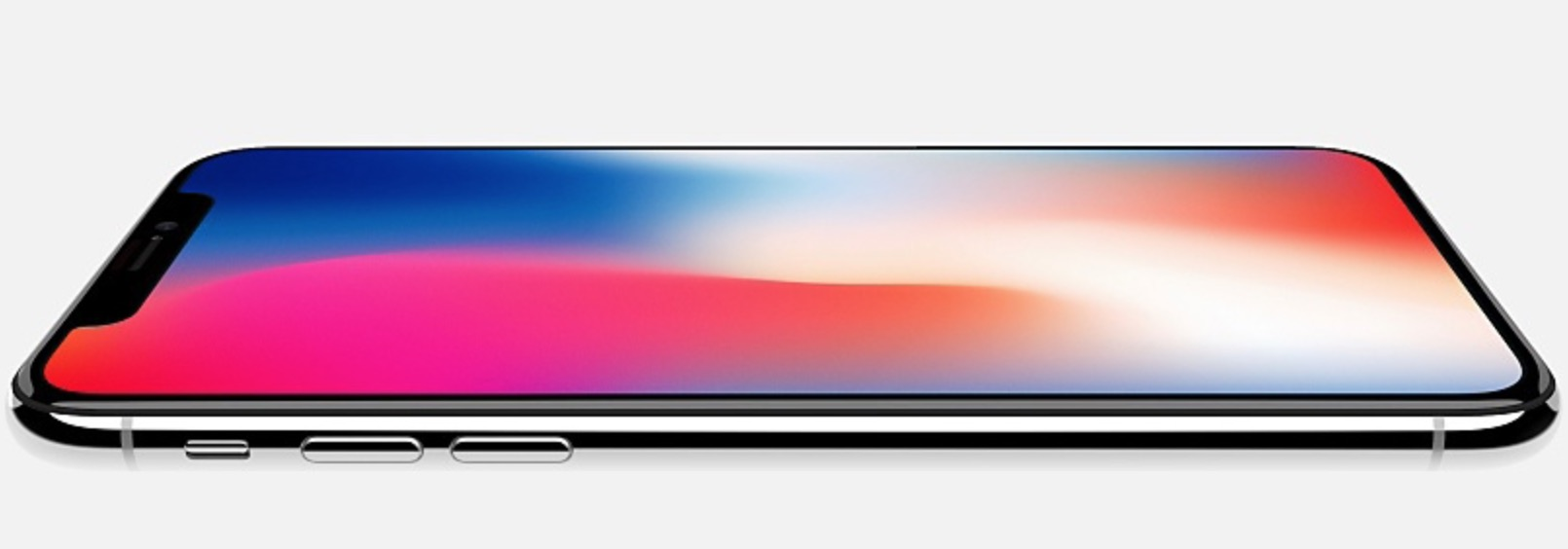 iPhone X design particolare