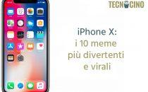 iPhone X meme: i 10 più divertenti e virali