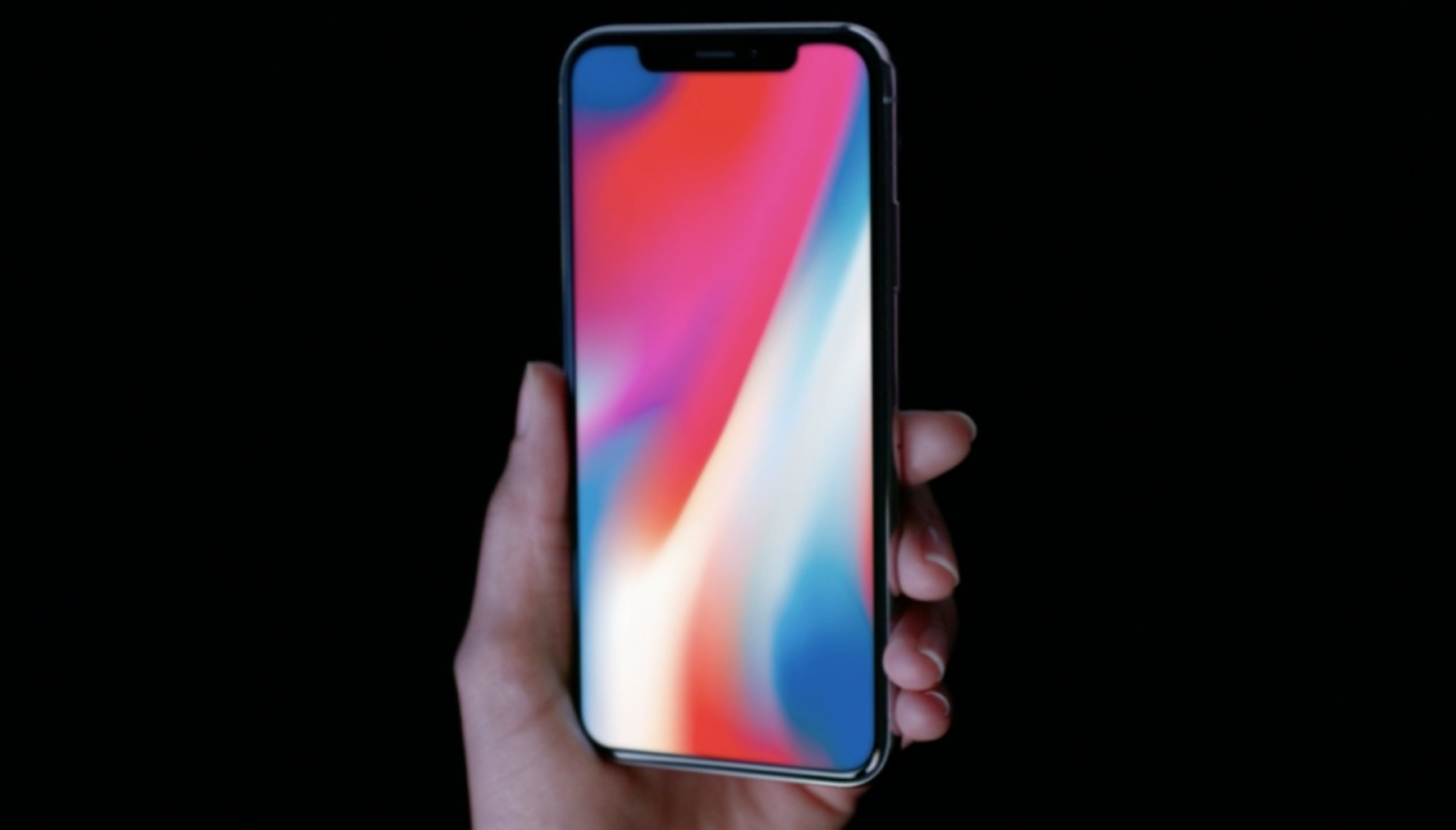 iPhone X processore A11 Bionic