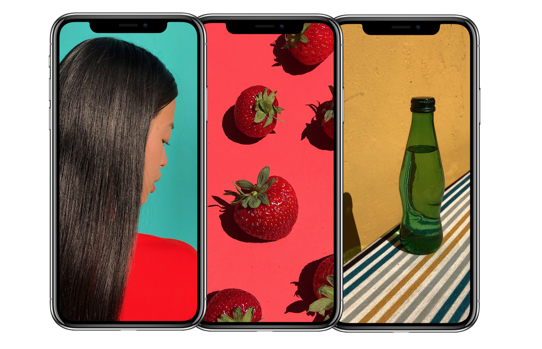 iPhone X schermo
