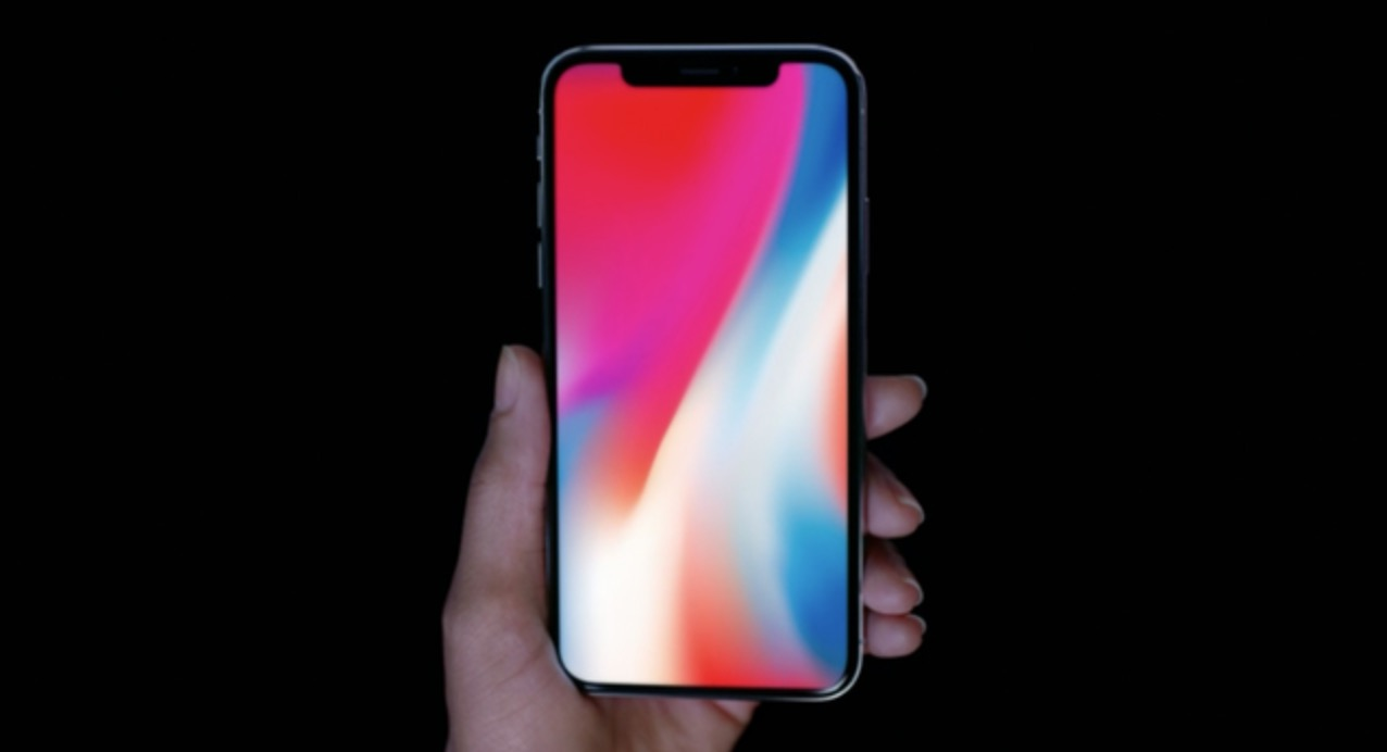 iPhone X sistema operativo iOS 11