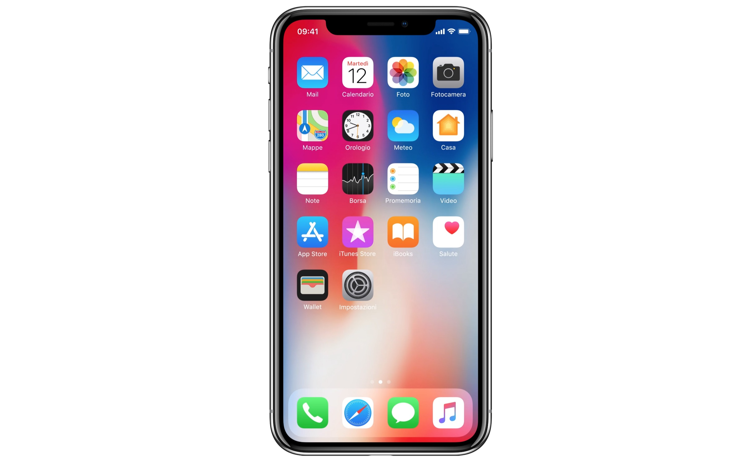 iPhone X specifiche tecniche simili a iPhone 8