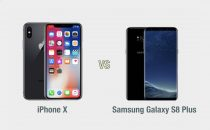 iPhone X vs Samsung Galaxy S8 Plus: il confronto