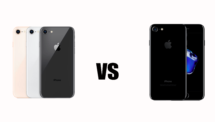 iPhone 8 vs iPhone 7: il confronto
