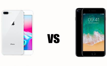 iPhone 8 Plus vs iPhone 7 Plus: il confronto
