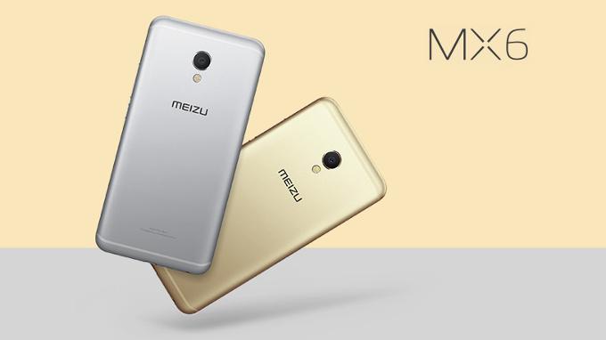meizu mx6 ufficiale