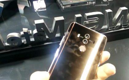 Huawei Mate 10 Pro, presentazione ufficiale con caratteristiche tecniche e prezzo
