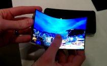 Smartphone pieghevole OLED di LG al CES 2019? I rumors