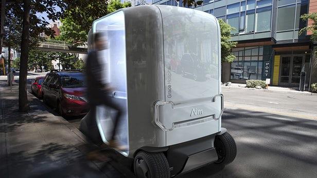 Ambulanza robotica