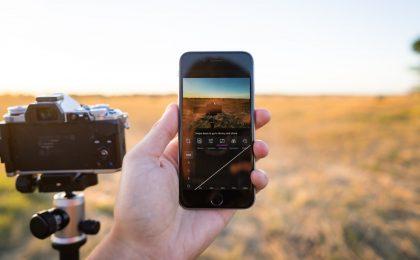 Le migliori app per modificare foto su iPhone e Android