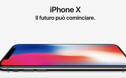 iPhone X: prezzo, uscita in Italia e scheda tecnica