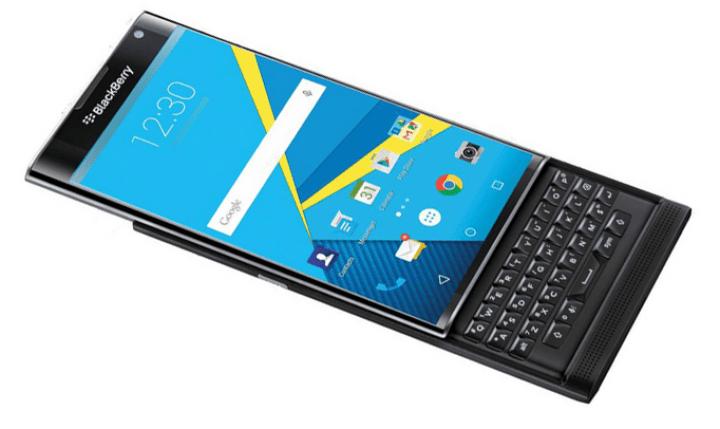 Blackberry Priv flip
