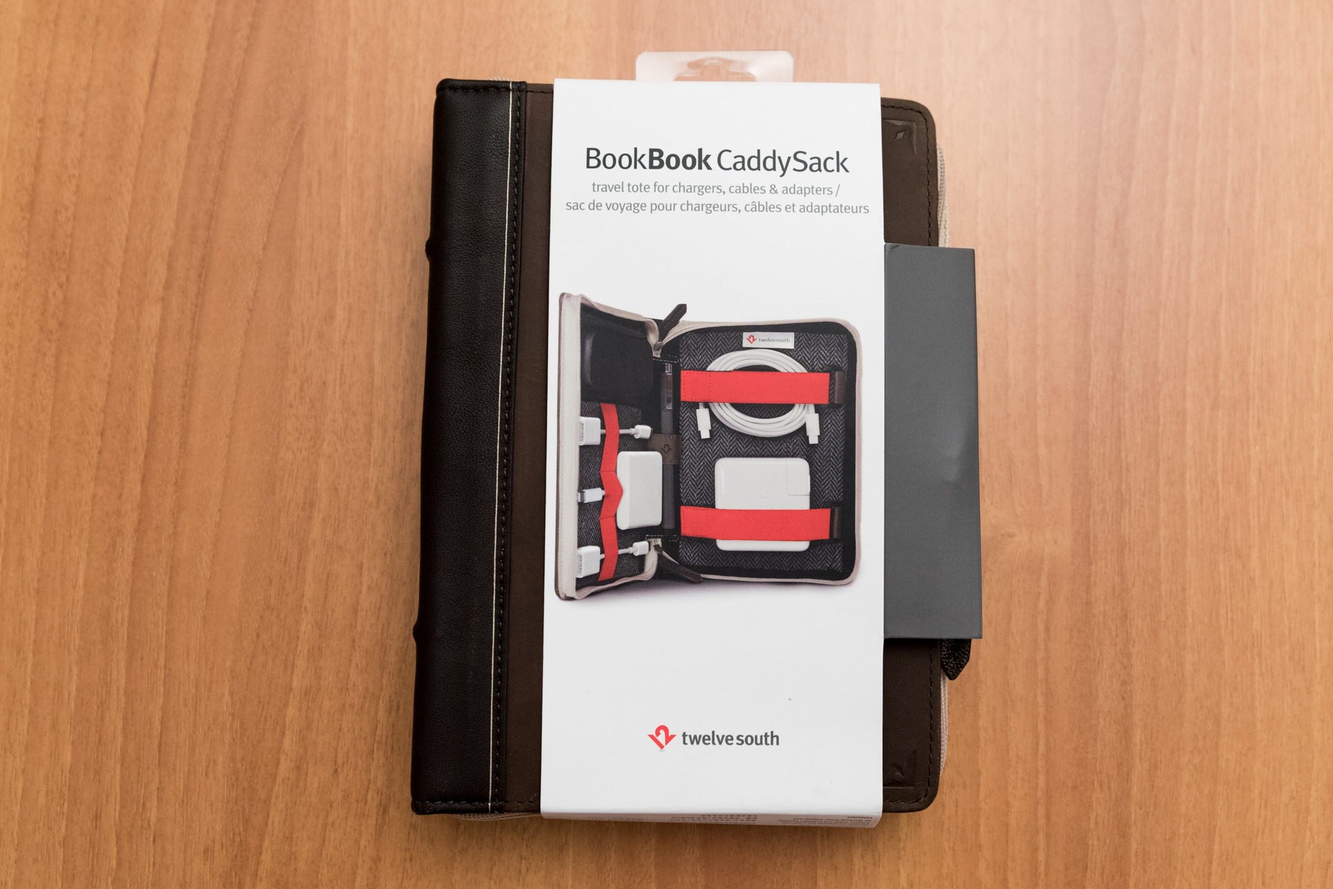 BookBook CaddySack unboxing