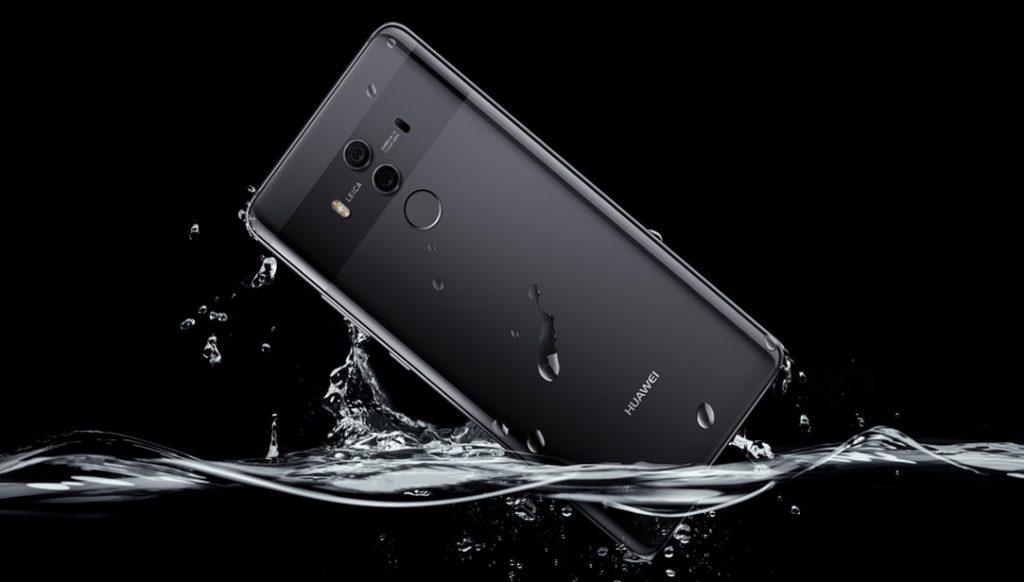 Design Huawei Mate 10 Pro