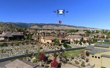 Il drone defribillatore che vola per salvare vite