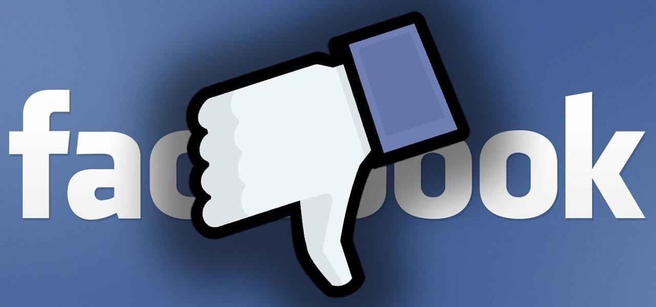 Facebook non funziona soluzioni alternative