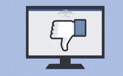Cosa fare se Facebook non funziona