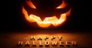 Felice Halloween zucca