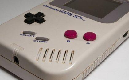 Nuovo Game Boy Classic mini in uscita nel 2018
