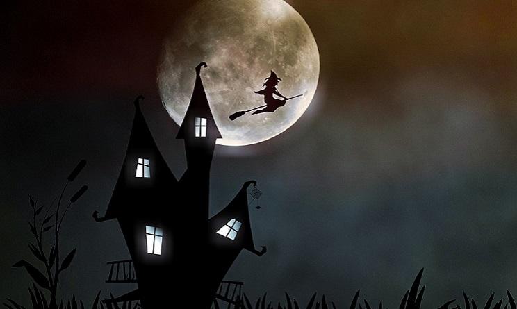 Halloween immagine WhatsApp