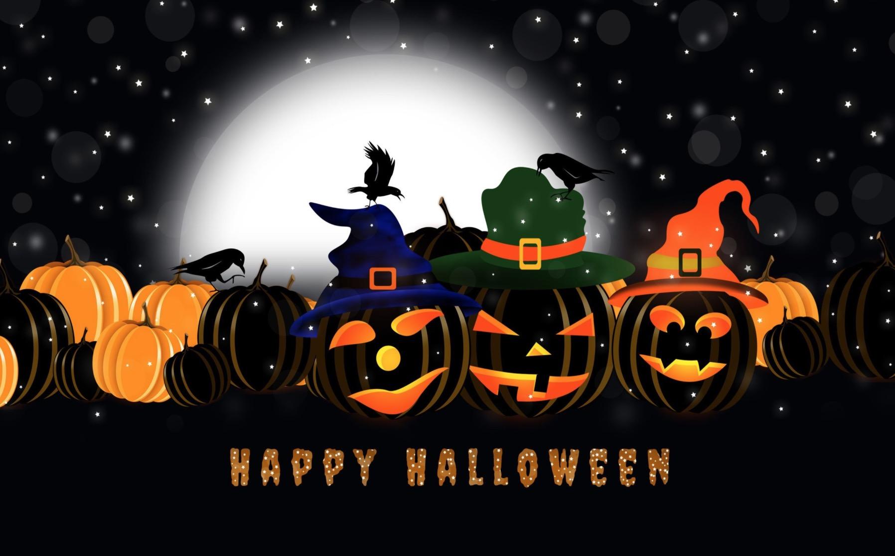 Happy Halloween WhatsApp