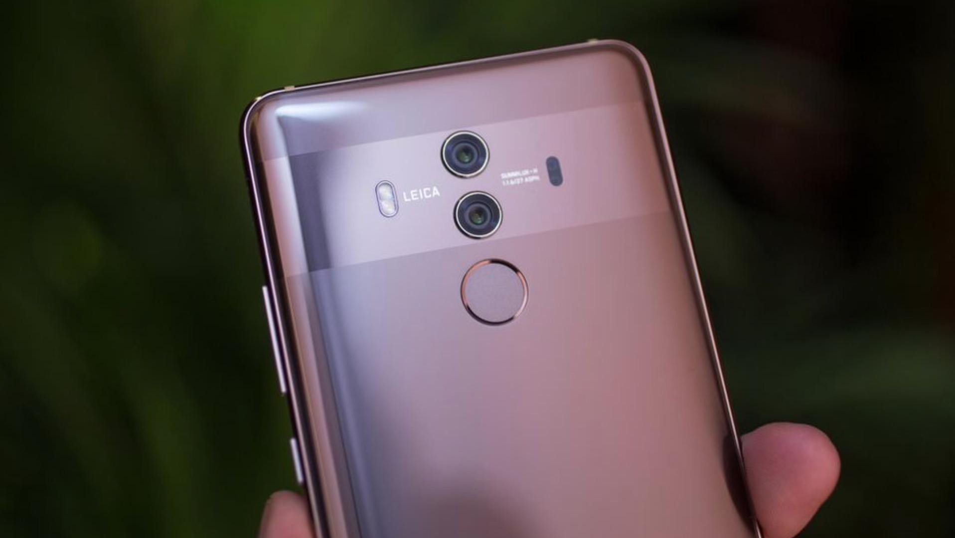 Huawei Mate 10 Pro durata batteria 4000 mAh